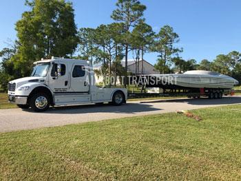 Florida Boat Shipping