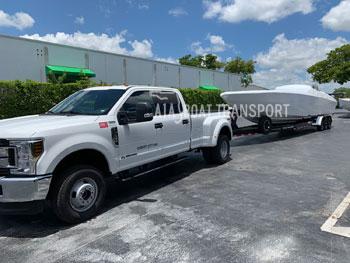 Miami Boat Shipping