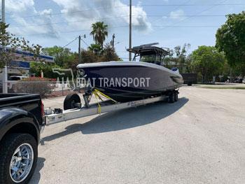 Boat Shipping Miami