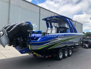 A1A Boat Transport