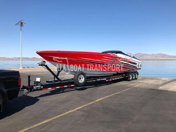Boat Transport Florida