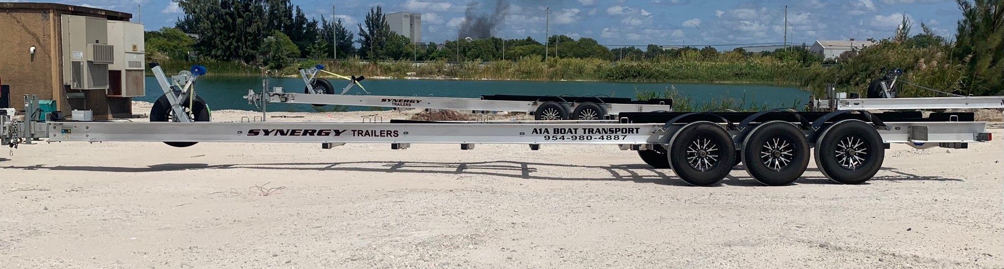 Custom Boat Trailers