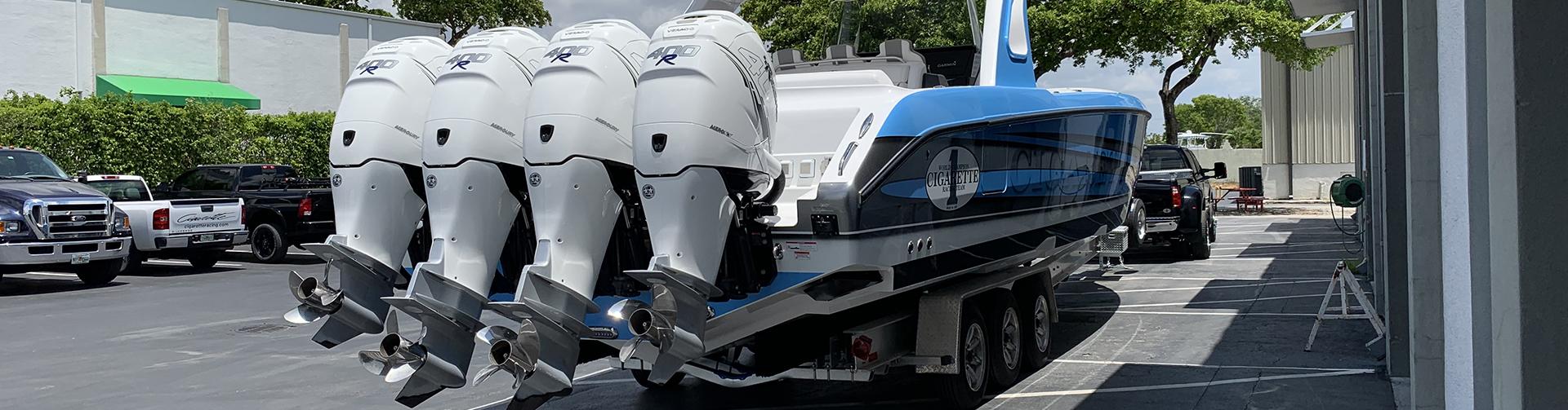 Miami Boat Transport
